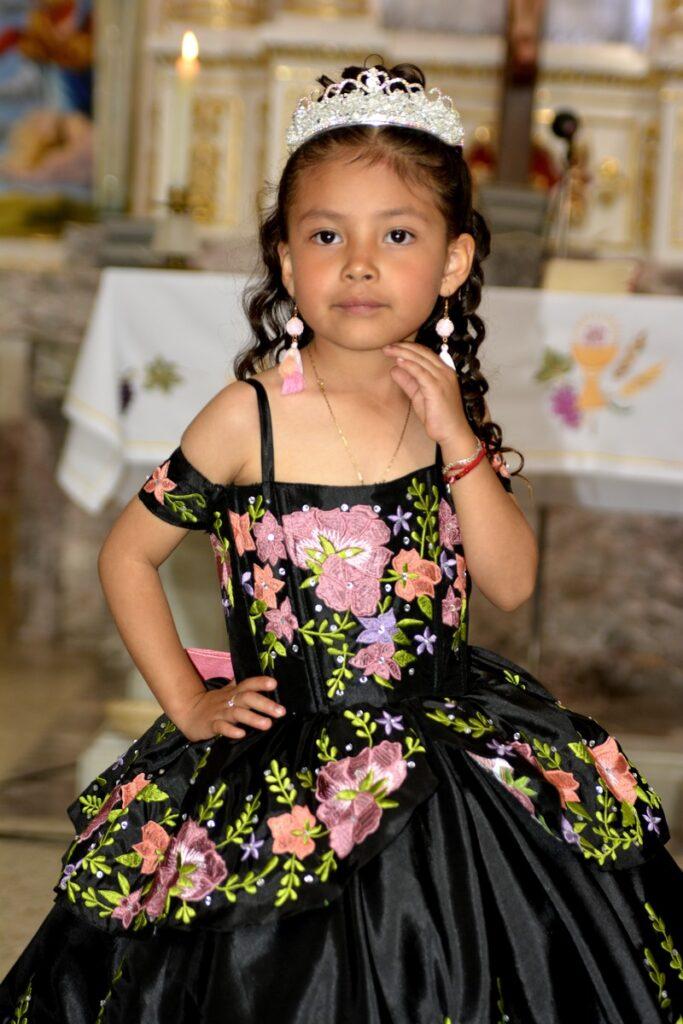 5 Años Ximena